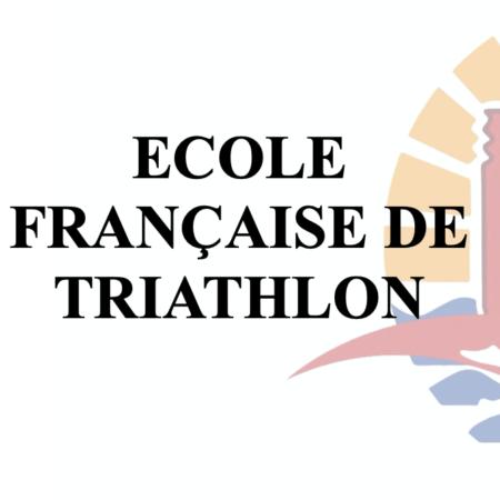 Produits de l'Ecole Française de Triathlon